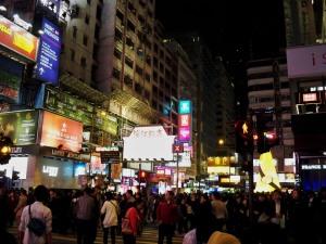 Capodanno a Hong Kong