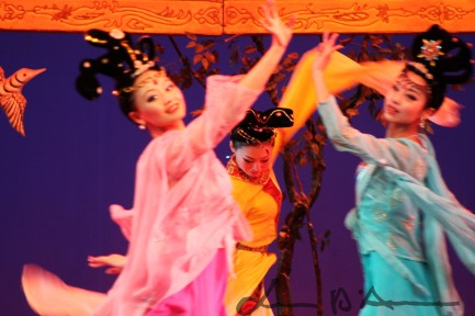 Dance in 西安 Xi'An XIII
