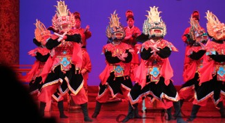 Dance in 西安 Xi'An XII