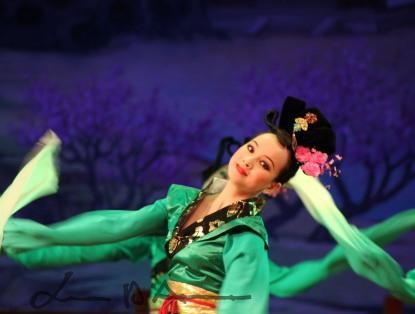 Dance in 西安 Xi'An X