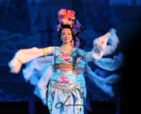 Dance in 西安 Xi'An