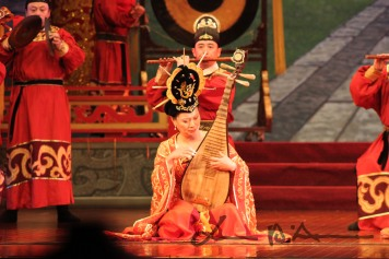 Music in 西安 Xi'An