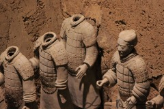 Terracotta warriors of Qin Shi Huang IV