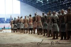 Terracotta warriors of Qin Shi Huang III