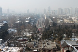 From the Big Wild Goose Pagoda II