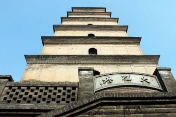 大雁塔, Dàyàn Tǎ, Big Wild Goose Pagoda
