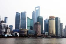Bund, Shanghai Skyline
